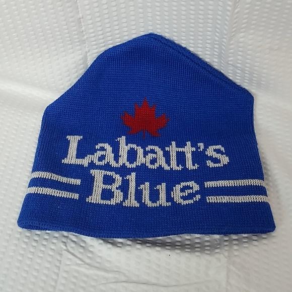 labatt blue Other - LABATTS BLUE THICK WINTER HAT 57327015351b
